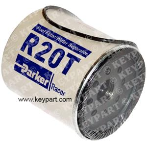 R20T - 10-micron Filter Elements for 230 Series Diesel Filters - Genuine