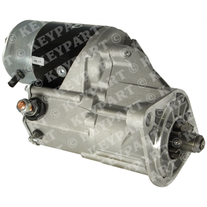 SND0120 - Starter Motor - Replacement